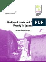 Livelihood Assets and Chronic Poverty in Uganda