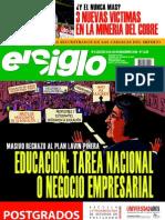 El Siglo, nº 1538, diciembre 2010