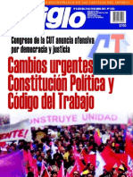 El Siglo, nº 1555, abril 2011