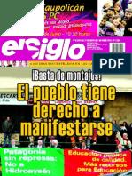 El Siglo, nº 1560, mayo-junio 2011