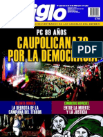 El Siglo, nº 1562, junio 2011