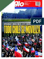 El Siglo, nº 1573, agosto-septiembre 2011