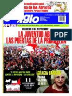 El Siglo, nº 1575, septiembre 2011