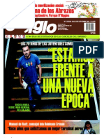 El Siglo, nº 1576, septiembre 2011