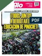 El Siglo, nº 1584, noviembre 2011