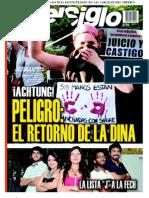 El Siglo, nº 1586, diciembre 2011
