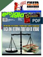 El Siglo, nº 1590, diciembre 2011