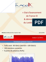 France IX - FRnOG 18 - Decembre 2011