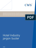 Hotels Jargon Brochure