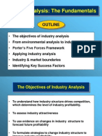 Five Forces Industry Analysis
