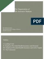 Health Economics- Lecture Ch11