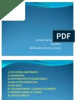 Oftalmologia en Atencion Primaria