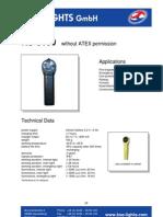 KS8100 ATEX 2G LAMP