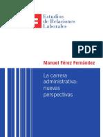 La carrera administrativa. M. Férez