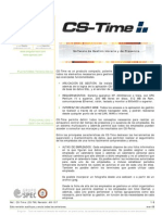 CS-TM CS-Time(AR107)