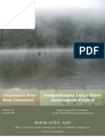 Susquehanna Large River Assessment Project