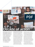 Inter Traffic World India - Decade of Action