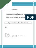 Metodo de Consultoria en SPINGEN Para SFA_OQL