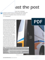 Inter Traffic World India - First Past the Post