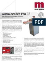 2010 AutoCreaser Pro 33 Data Sheet A4
