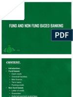 Fund and Non Fund Based Banking