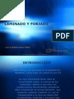 LAMINADO Y FORJADO