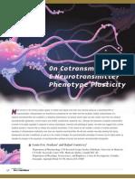Louis-Eric Trudeau and Rafael Gutiérrez- On cotransmission and neurotransmitter phenotype plasticity