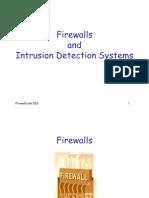 Firewalls IDS