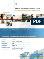 The Rise of Social Networking in Latin America.october2011