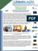 Luce Camera Azione - LCA Newsletter - 2011 - Edizione 008 - Missione Sicilia Ragusa - INCAGRIMUS