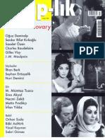 Ahmet Bozkurt, Unutma Zamanı, Kitap-lık, Nisan 2007, sayı 104