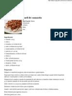 Receita_ Caril de camarão - SAPO Sabores