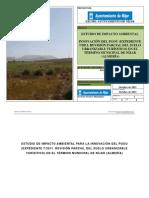 Estudio de Impacto Ambiental Modificación Puntual 7/2011 P.G.O.U.