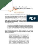ACE Bolet¡n Informativo proceso juridico en contra de la ACE(16.12.11)