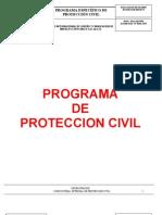 Actualización PROGRAMA DE PROTECCION CIVIL 2010-2011 ADECUAR