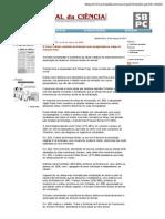 Jornal Da Ciencia Teoria Celular
