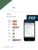 iOS Diagnostics User Guide