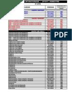 Convocados Por Classificacao 2010 4a. Lista