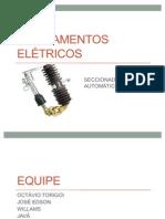 EQUIPAMENTOS ELÉTRICOS