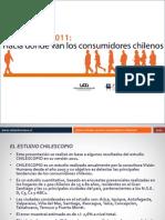 Hacia dónde van los consumidores chilenos-UDD-2011