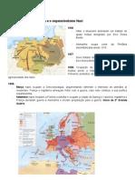 2ªGuerra Mundial-esquema fases da Guerra Ialta e Potsdam