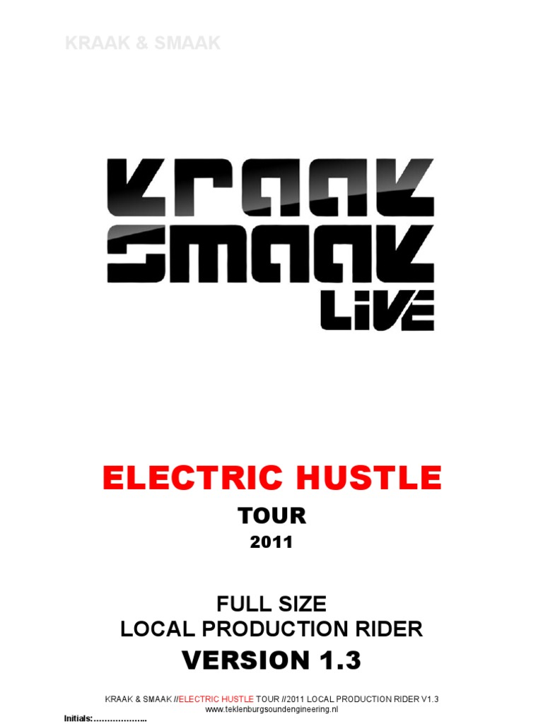 Electric Hustle Full Size Local Production Rider v1.3-1