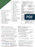 3d Integral Formulas Small Eu