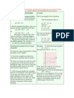Linear Program Resource
