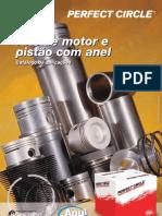 Kit Mot Pistao Anel 202003