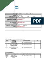 FIC 01 Cost Centers
