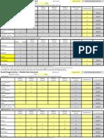 Weekly Sales Scorecard July 2011(1)