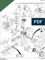 Tecumseh H70-130205F Parts Manual