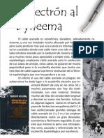 Electron-dyneema