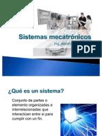 Sistemas mecatrónicos